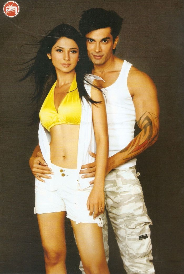 Jennifer Winget and Karan Singh Grover