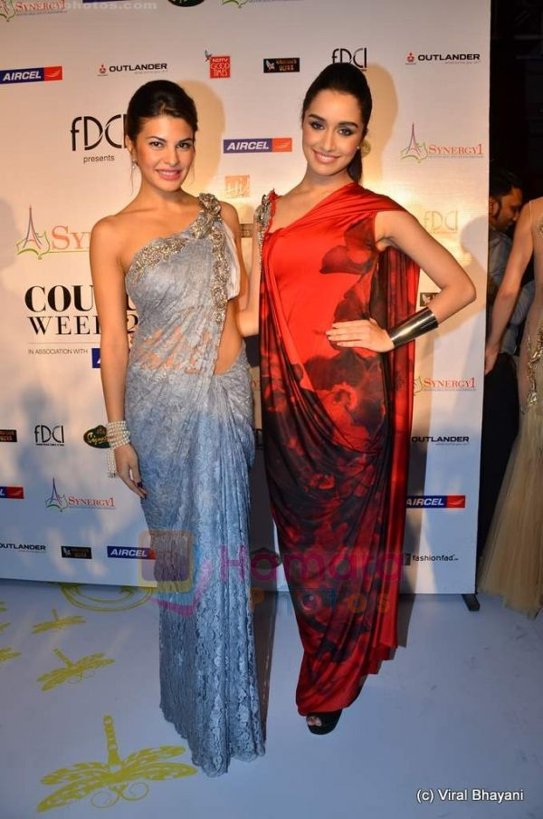 Jacqueline Fernandez and Shraddha Kapoor