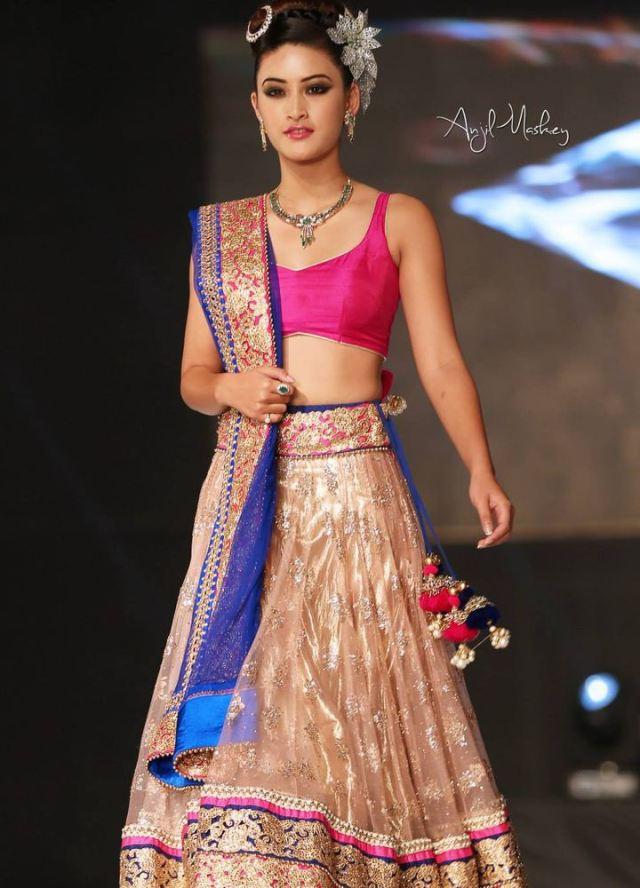 Model Neha Banu